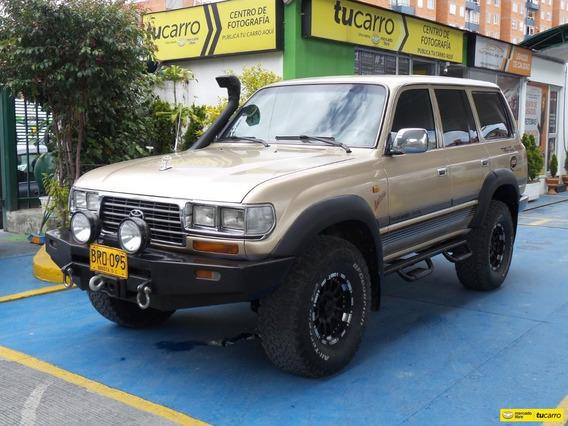 Toyota Burbuja Lx 4.5 Atana At
