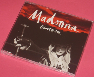 Madonna Ghosttown - Nuevo Sellado - Emk