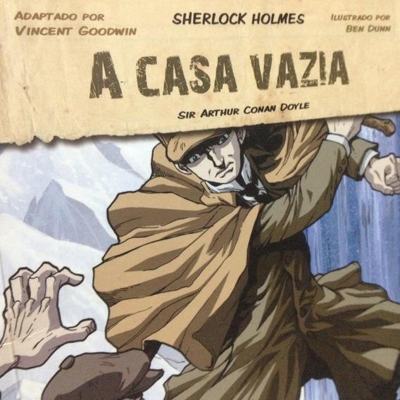 Hq - Sherlock Holmes - A Casa Vazia - Arthur Conan Doyle