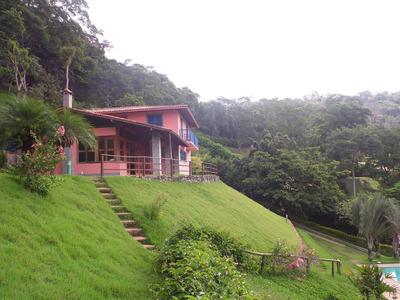 Belíssima Vista! Casa Em Condomínio De Excelente Padrão, Terreno De 3.395m²! - G4769