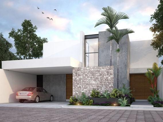Casas Nuevas En El Norte De Mérida - Barlovento Residencial