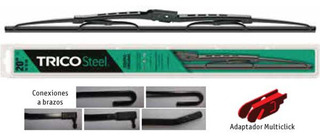 Escobilla Steel 20 Blister X 1 U.