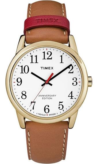 Timex Hombre 40th Anniversary Tw2r40100 Reloj Correa Piel