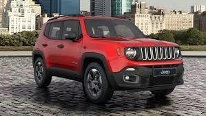 Jeep Renegade Plan Con 20 Cuotas Pagas