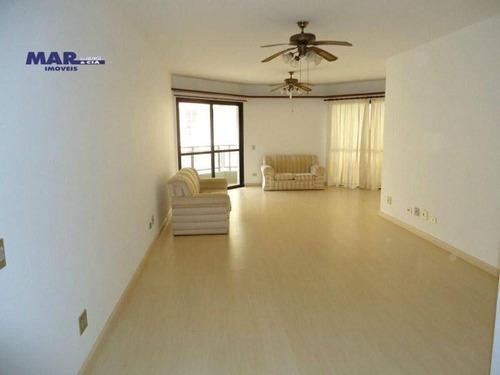 Imagem 1 de 1 de Apartamento Residencial À Venda, Centro, Guarujá - . - Ap3828