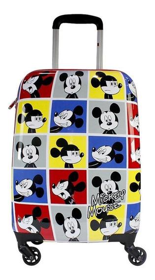 Malinha Escolar Mickey 54051 Original