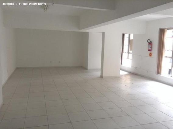 Sala Comercial Para Venda Em Florianópolis, Centro, 2 Banheiros - Sl 09