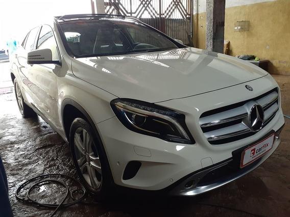 Mercedes-benz Gla 200 Enduro 1.6 Tb 16v Flex Aut.