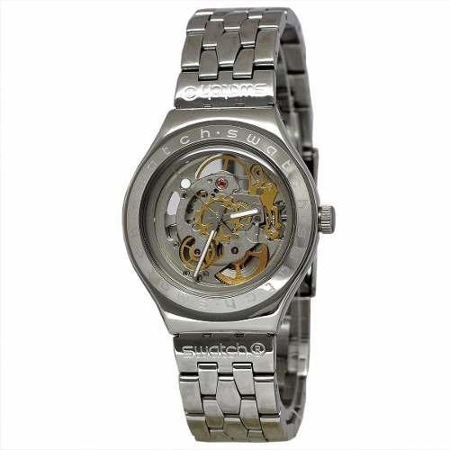 Reloj Swatch Hombre Automático Modelo Yas100g Origonal