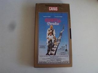 Pelicula: Cinema Paradiso
