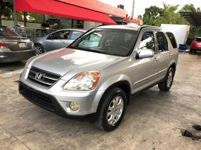 Honda Cr-v Ex Awd 2005