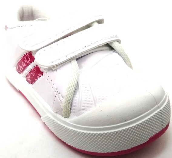 Zapatillas De Bebe Proforce Con Abrojo Art 8101