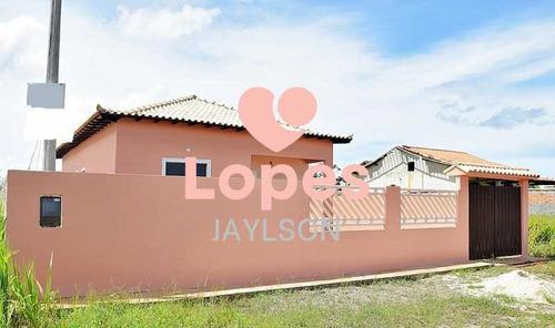 Imagem 1 de 15 de Casa Linear - 02 Quartos - Jaconé - 395862