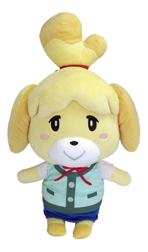 Imagen 1 de 2 de Peluche Animal Crossing All Star Collection Isabelle