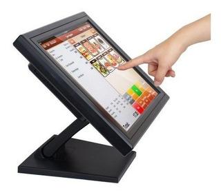 Pantalla Táctil Monitor De Pantalla Táctil Pos Tft Lcd De 15