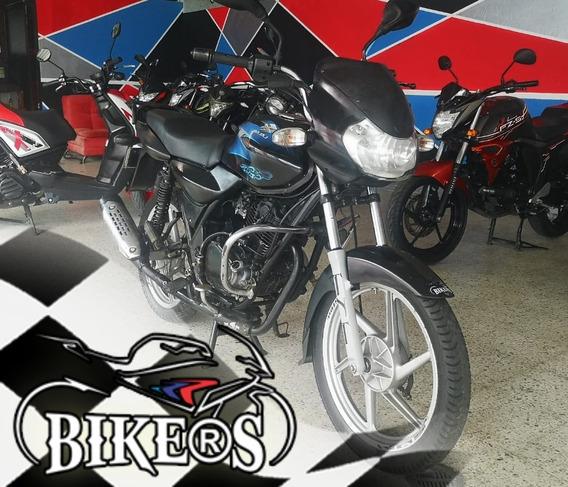 Auteco Discover 125 2007, Papeles Nuevos, Bikers!!1