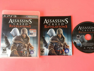 Assassins Creed Revelations Ps3 (game Army)
