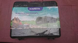 Plantilla, Cocina De Gas Portatil. Vhcf