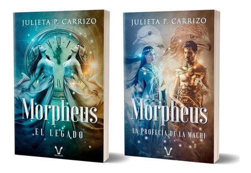Imagen 1 de 1 de  Morpheus: El Legado  +   Morpheus: La Profecía De La Machi