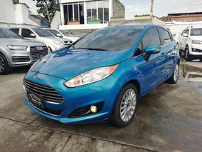 Ford Fiesta Titanium At Hb 1.6 2014