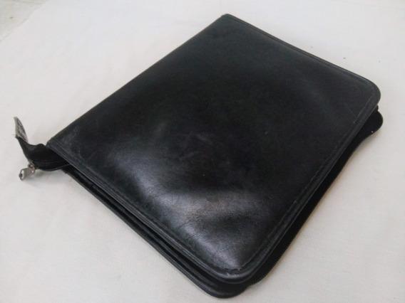 Portafolios Mano Simil Cuero 25x20 Cms