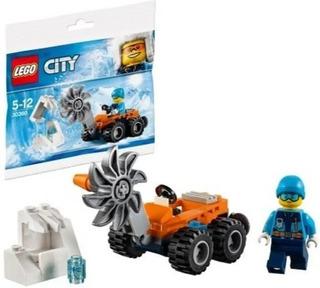 Lego City +libro 30360