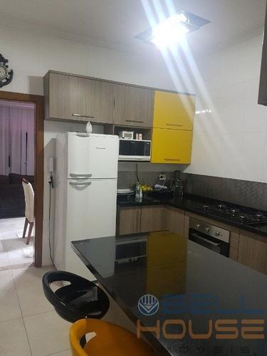 Sobrado - Condominio Maracana - Ref: 24564 - V-24564