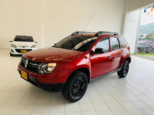 Renault Duster Expression 2017 Mt   Seminuevo