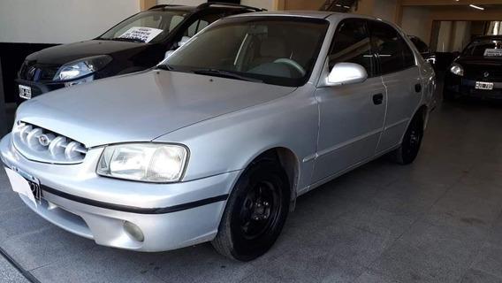 Hyundai Accent 1.5 Gls 5dr Abs Ab 2000