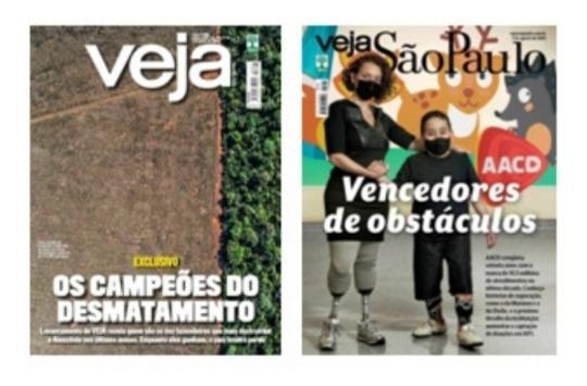 Revista Veja + Veja São Paulo