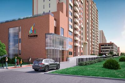 Proyecto De Apartamentos Hayuelos, Desde 56 M2 Hasta 85 M2