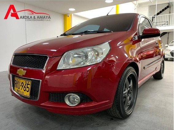 Chevrolet Aveo Gti Emotion 2011 1.600 C.c.