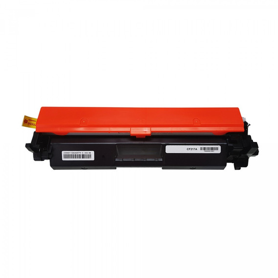 Cartucho Toner Compativel 17a Cf217a 217a M102 M102a M102w M130 M130a M130fn M130fw M130nw Com Chip 1.600 Copias