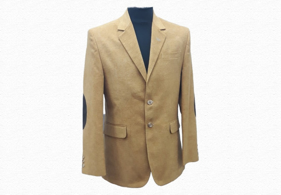 Sacos De Vestir Mistral Con Parche