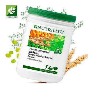 Proteína Vegetal En Polvo Apta Para Veganos Y Vegetarianos