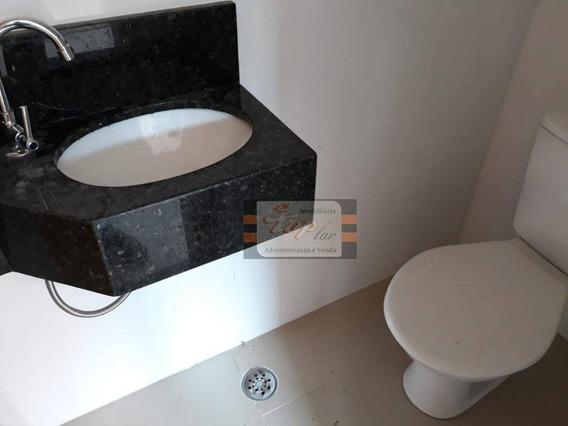 Sobrado Com 2 Dormitórios À Venda, 55 M² Por R$ 380.000 - Vila Mirante - São Paulo/sp - So0655