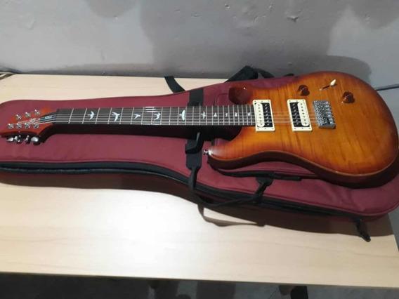 Guitarra Eléctrica Prs Se Custom 24 7 Cuerdas