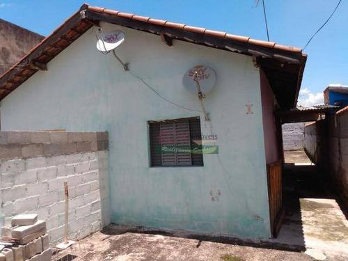 Imagem 1 de 1 de Casa Com 2 Dormitórios À Venda Por R$ 318.000,00 - Parque Residencial Nova Caçapava - Caçapava/sp - Ca5842