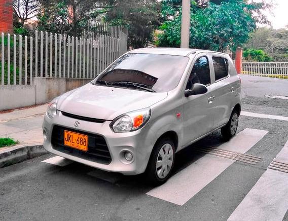 Suzuki Alto Glx 2018 Como Nuevo