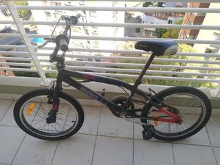 Bicicleta Aurora Freestyle 200 Fst Rodado 16