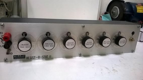 Década De Resistores De Precisão 0,05%
