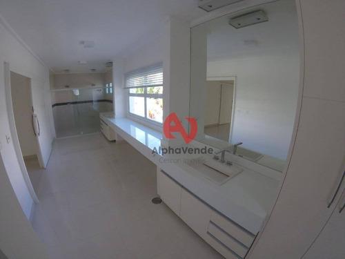 Imagem 1 de 20 de Casa Com 4 Dormitórios À Venda, 470 M² Por R$ 2.500.000,00 - Alphaville - Santana De Parnaíba/sp - Ca6115