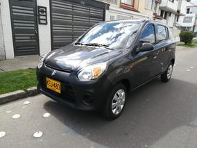 Suzuki Alto 2018 Full Equipo