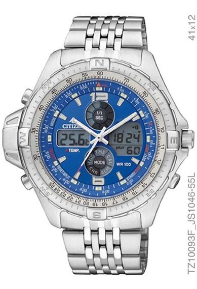 Relógio Cronografo Promaster Masculino Citizen Tz10093f
