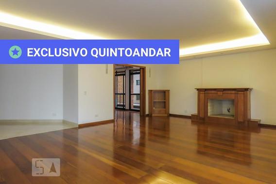 Apartamento No 6º Andar Com 4 Dormitórios E 4 Garagens - Id: 892974586 - 274586