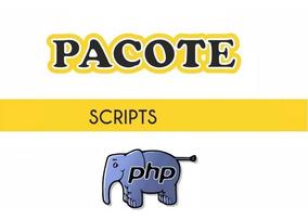 Pacote 14 Script Php + Sistema Pvd Leia Descrição Barato