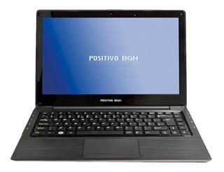 Notebook Bgh Intel Core I3 4gb 500gb Nuevas Sin Bateria