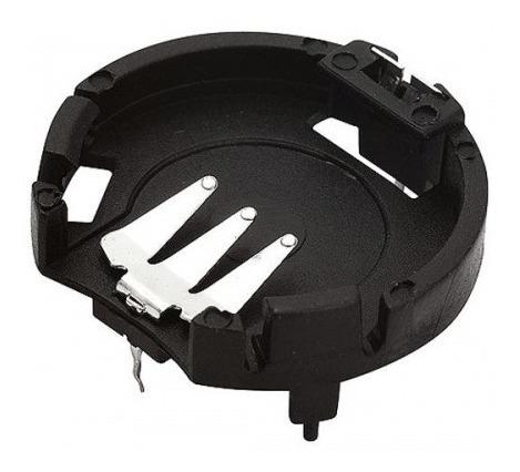 Suporte P/ Pilhas Cr2032 P/ Placas De Circuito Impresso
