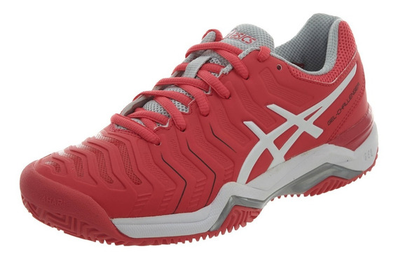 Tênis Asics Gel Challenger 11 Clay (saibro) Rouge Red