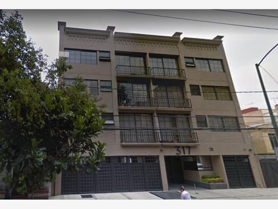 Venta Remate Bancario Departamento En Del Valle Centro Mx20-iy8516